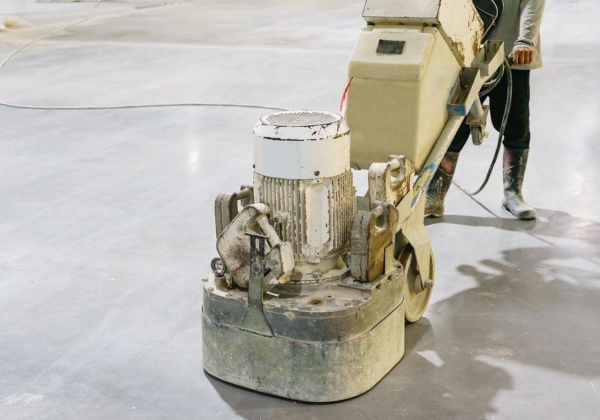 Epoxy Flooring San Antonio - Concrete Polishing 2