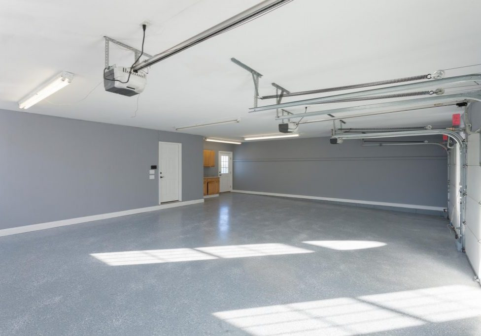 Epoxy Flooring San Antonio - Garage Floor Epoxy 2