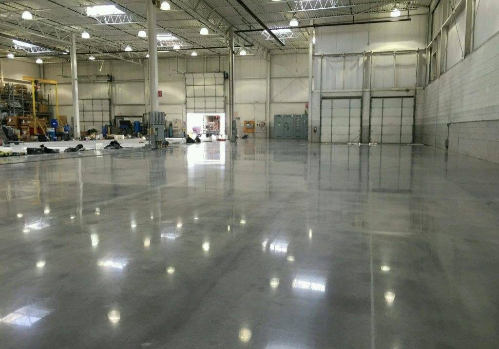 Epoxy Flooring San Antonio - Metallic Epoxy Floor 2